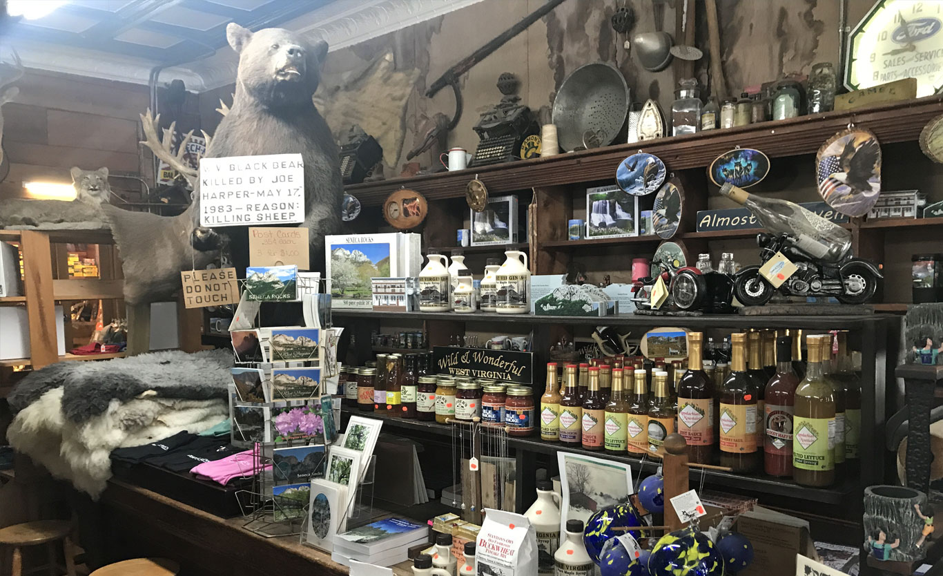 Harper's Old Country Store - Pendleton County West Virginia
